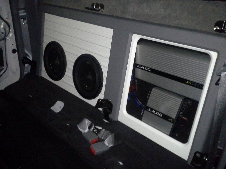 Toyota Tacoma Car Audio Melbourne Florida Explicit Customs