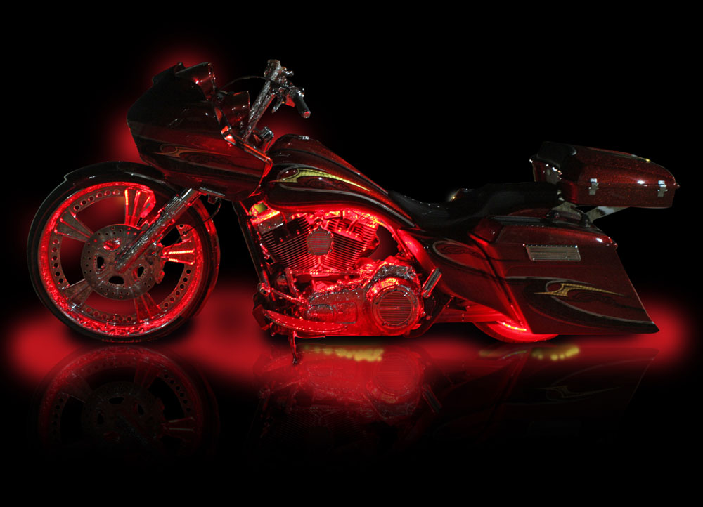 best motorcycle LED lighting installation melbourne florida explicit customs