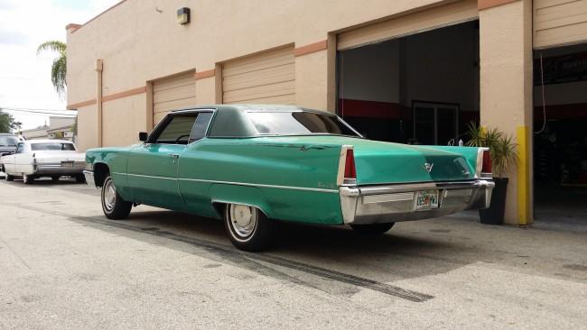 1969 Cadillac Custom Air Bag Airride suspension Explicit Customs Melbourne Suntree Viera