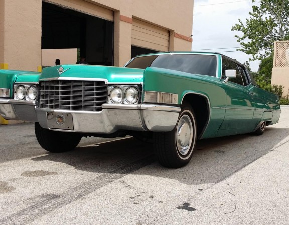 1969 Cadillac Custom Air Bag Airride suspension Explicit Customs Melbourne Suntree Viera