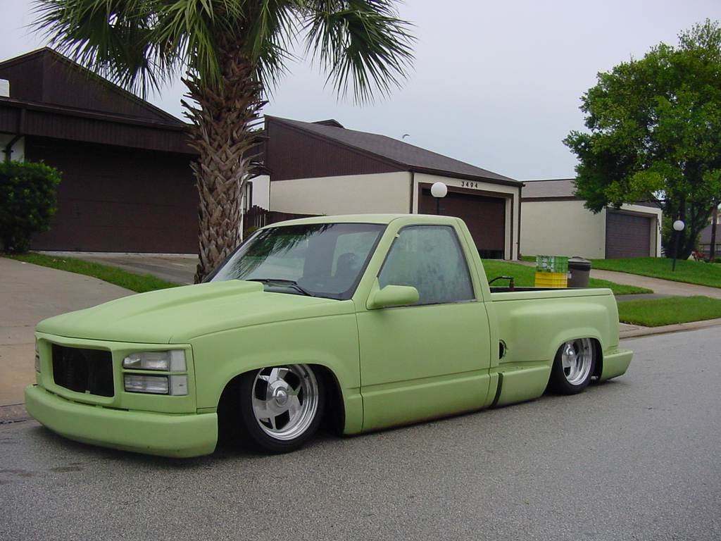 1991 Chevy Silverado Explicit Customs Melbourne Suntree