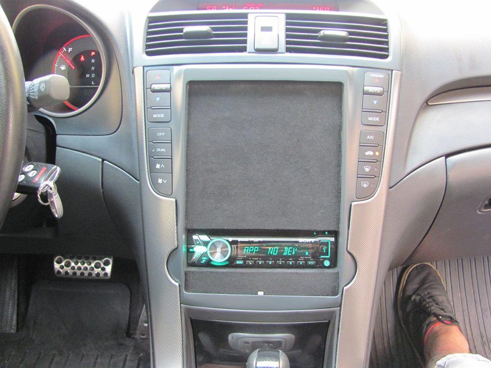 Acura TL Explicit Customs Melbourne Suntree VieraExplicit Customs - Acura tl upgrades