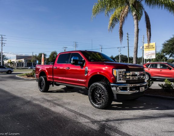 Melbourne Car Stereo 2017 Ford F350 King Ranch JL Audio Explicit Customs