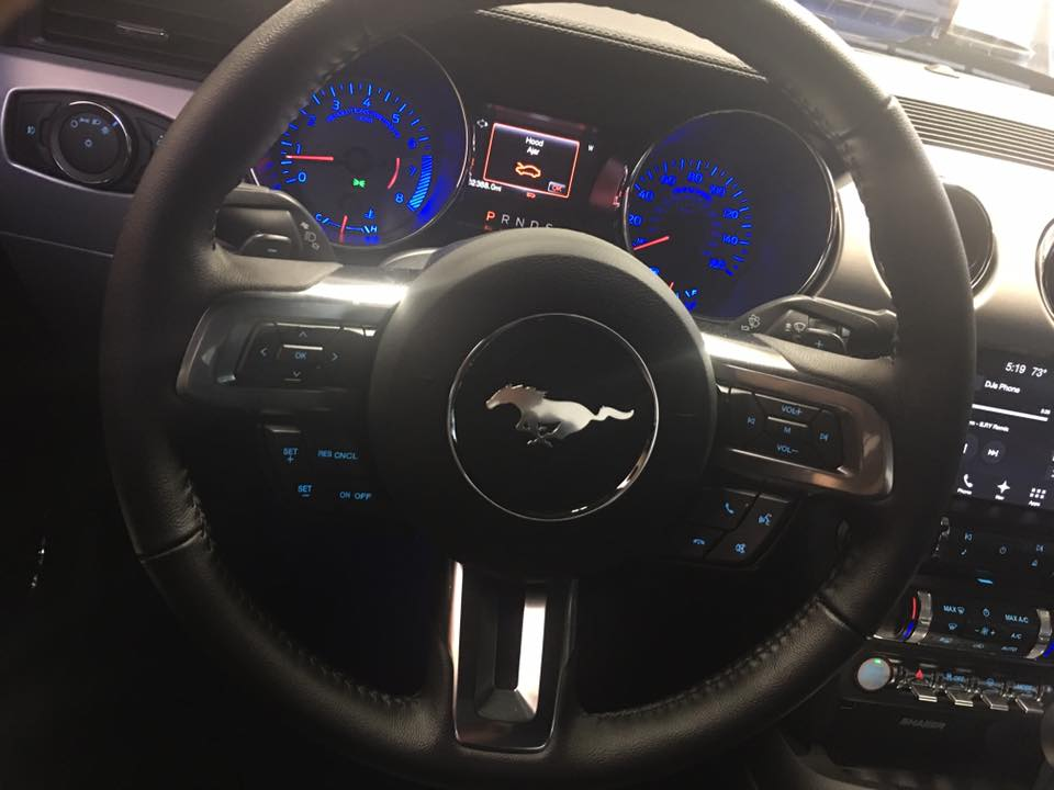 2016 Ford Mustang Gt Car Stereo Upgrade In Melbourne Fl
