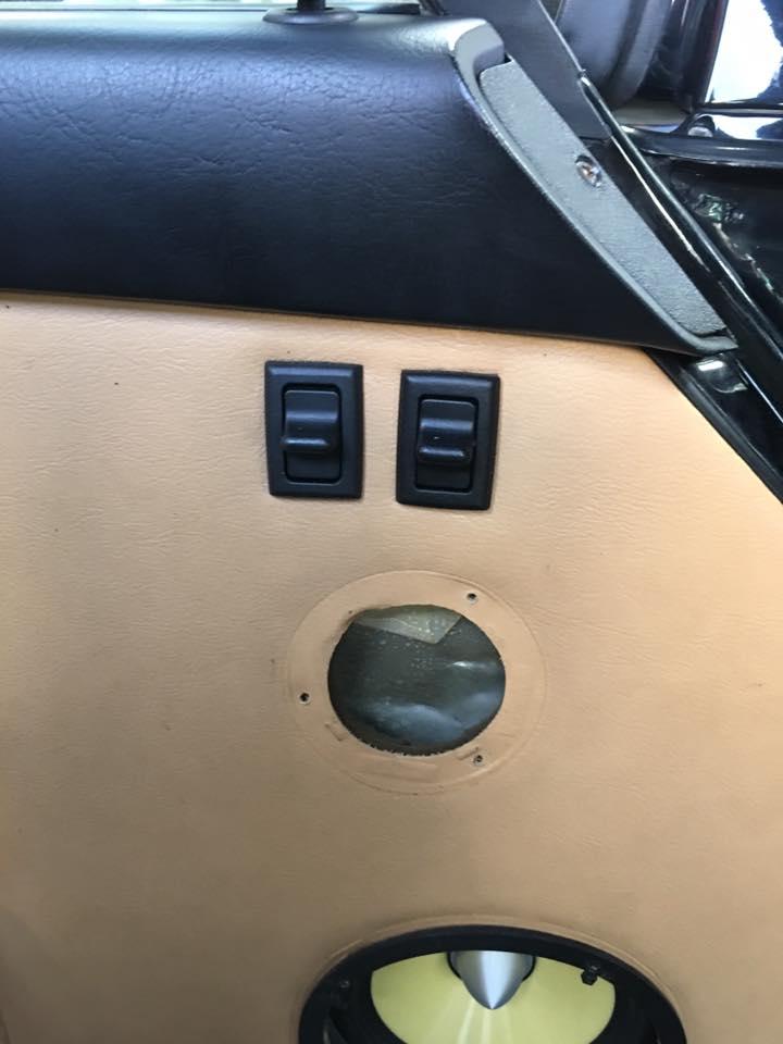 1990 Porsche Focal K2 Power Kevlar Speaker Install With