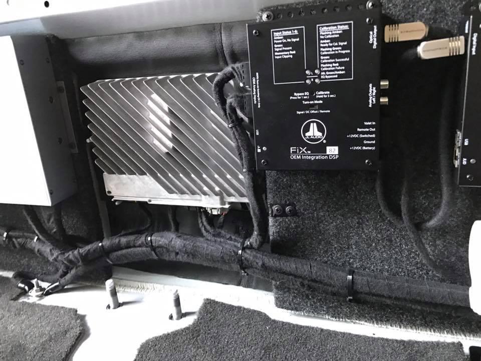 Best Car Seat Covers >> 2015 GMC Sierra 2500 Focal K2 Speakers Focal Amplifers JL ...