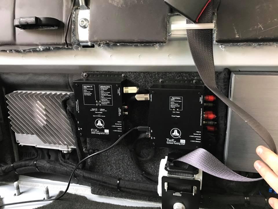 2015 GMC Sierra 2500 Focal K2 Speakers Focal Amplifers JL ...