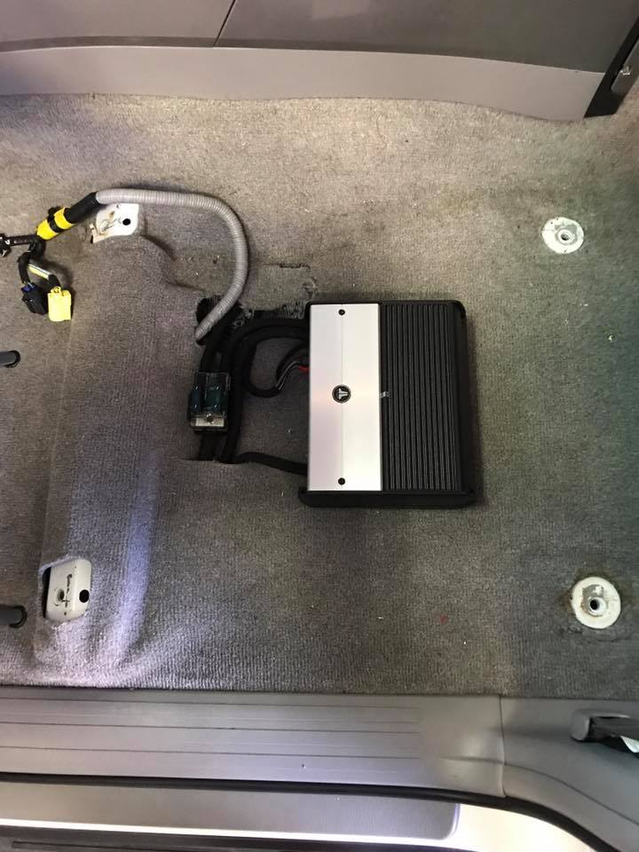 2008 Toyota 4runner Car Stereo Installation In Melbourne