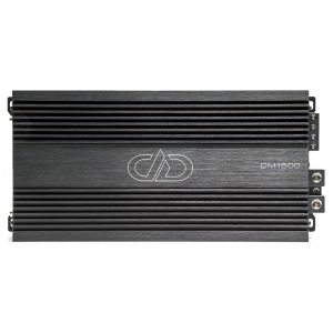 DD Audio D series car stereo amplifiers for sale and installation in melbourne at Explicit Customs