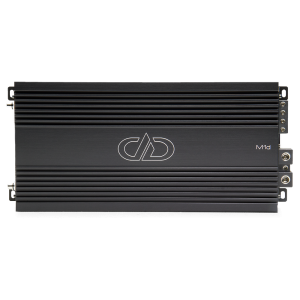 DD Audio M series car stereo amplifiers for sale and installation in melbourne at Explicit Customs
