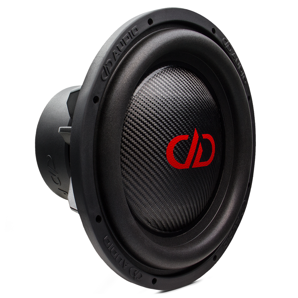 DD Audio POWER TUNED 2500 Series Subwoofers   Explicit ...