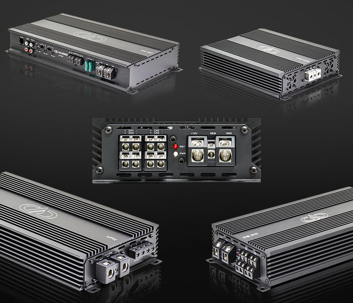 DD Audio car stereo amplifiers for sale and installation in Melbourne by Explicit Customs