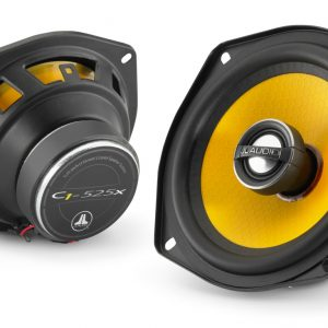 JL Audio C1 525x car stereo speakers installed in Melbourne by Explicit Customs