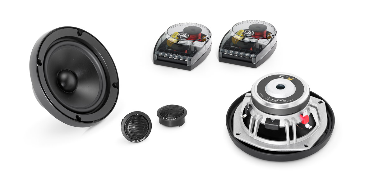 Jl Audio C5 525 5 25 Inch 2 Way Component Speaker System
