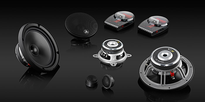 JL Audio Car Stereo speakers available in Melbourne for sales and installation by Explicit Customs