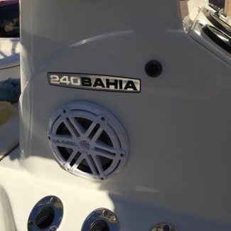 Ranger Bahai boat marine stereo install in Melbourne by Explicit Customs