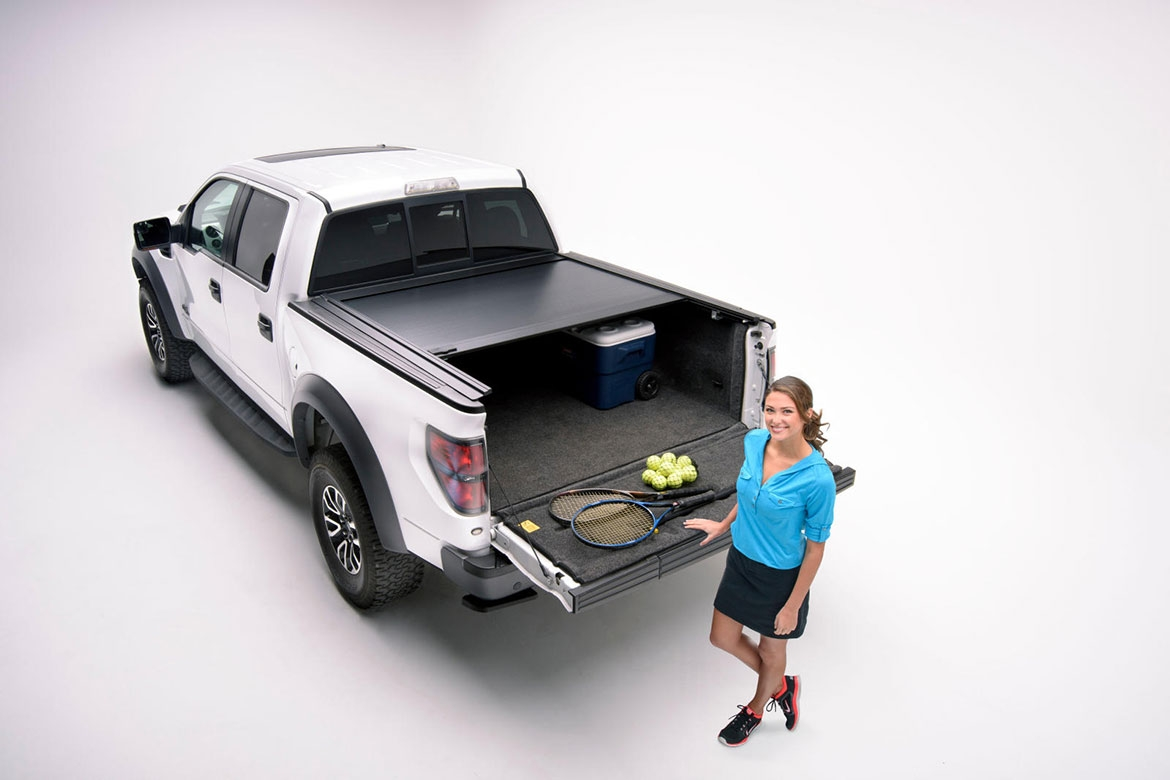 Retrax retractable pickup truck bed cover sales & installation in Melbourne by Explicit Customs