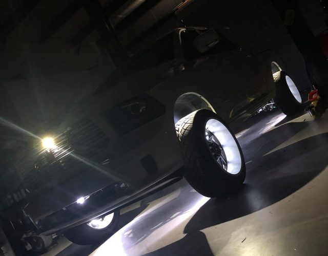 dodge ram 1500 LED lighting installation in Melbourne by Explicit Customs