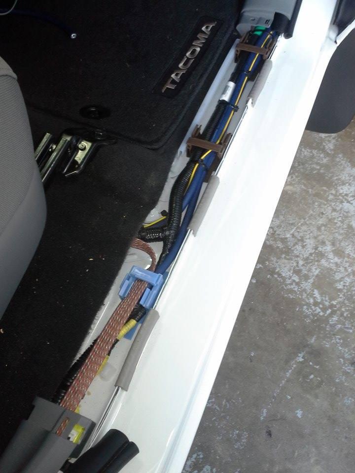 Toyota Tacoma Car Audio Melbourne Florida Explicit Customs