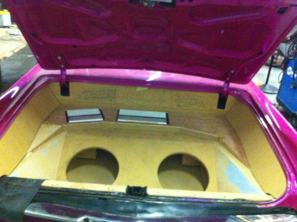Cadillac Car Audio and Air Ride Melbroune Florida Explicit Customs