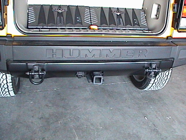 Hummer H2 Custom car stereo using Kicker audio subs and amps Explicit Customs Melbourne Suntree Viera Florida