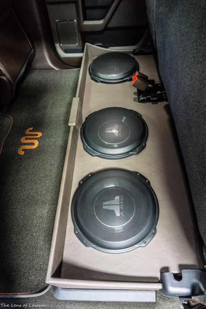 Melbourne Car Stereo Installation Ford F350 King Ranch ...