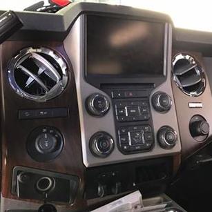 Car Stereo Shop >> 2014 Ford F250 iPad Dash Installation In Melbourne FL - Explicit Customs