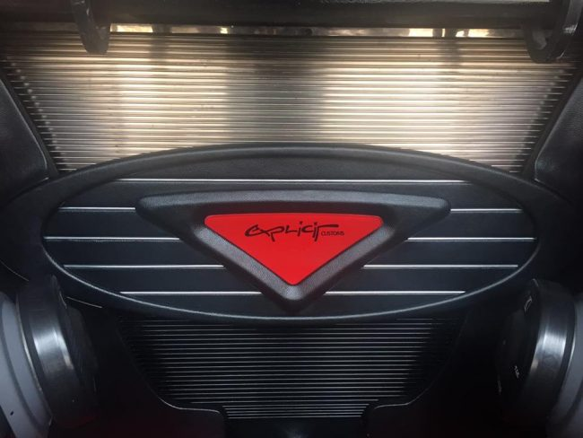 1932 Ford Roadster car stereo installation in Melbourne by Explicit Customs