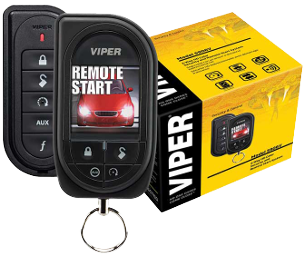 Viper Color OLED 2-way Remote Start & Security System
