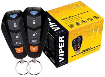 Viper Entry Level 1-way Security System