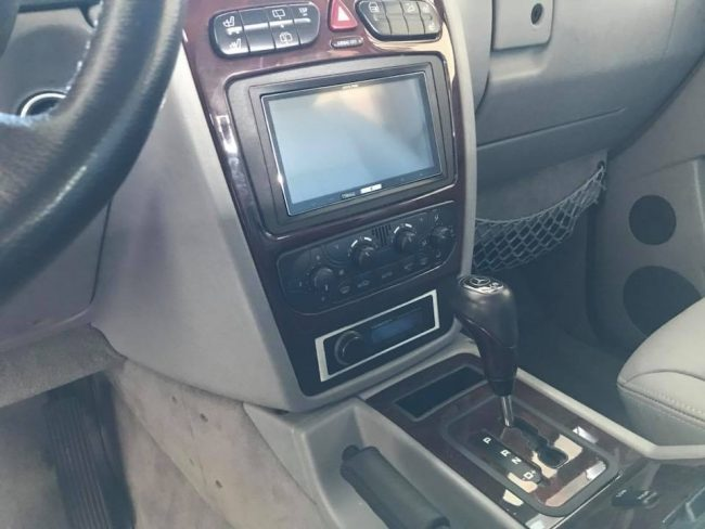 car stereo installation in Melbourne Mercedes G wagon Focal JL Audio Mosconi by Explicit Customs
