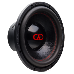 DD Audio Redline 500 Series subwoofer installation in Melbourne by Explicit Customs
