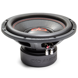 DD Audio Redline 600 Series subwoofer installation in Melbourne by Explicit Customs