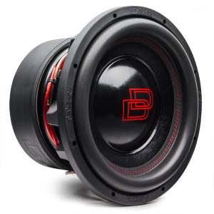 DD Audio Redline 800 Series subwoofer installation in Melbourne by Explicit Customs