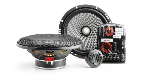 Focal Access 165 AS car stereo speaker installation in Melbourne by Explicit Customs