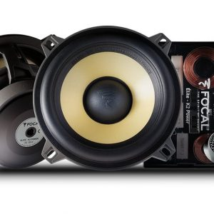 Focal K2 130 K car stereo speaker installation in Melbourne by Explicit Customs
