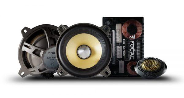 Focal K2 ES 100 K car stereo speaker installation in Melbourne by Explicit Customs