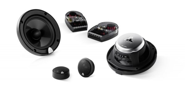 JL Audio C3 525 car stereo speakers installed in Melbourne by Explicit Customs