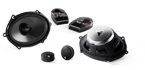 JL Audio C3 570 car stereo speakers installed in Melbourne by Explicit Customs