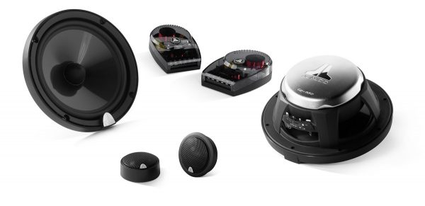 JL Audio C3 650 car stereo speakers installed in Melbourne by Explicit Customs
