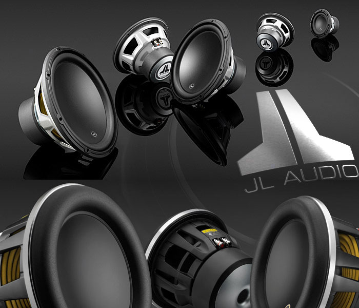 JL Audio Subwoofers available for sales and installation in Melbourne at Authorized dealers Explicit Customs