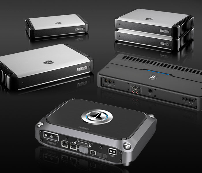 JL Audio car stereo amplifiers available in Melbourne for sales and installation by Explicit Customs