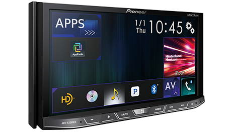 Pioneer car stereo headunits available in Melbourne Explicit Customs sales and installation