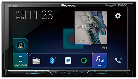 Pioneer car stereo headunit sales and installation in Melbourne Explicit Customs